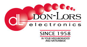 Don-Lors Electronics Logo