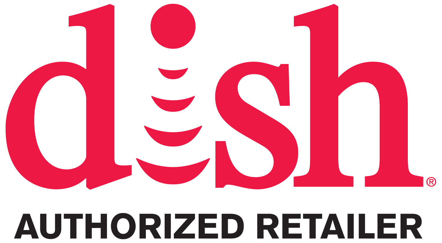DISH Authorized Dealer Logo