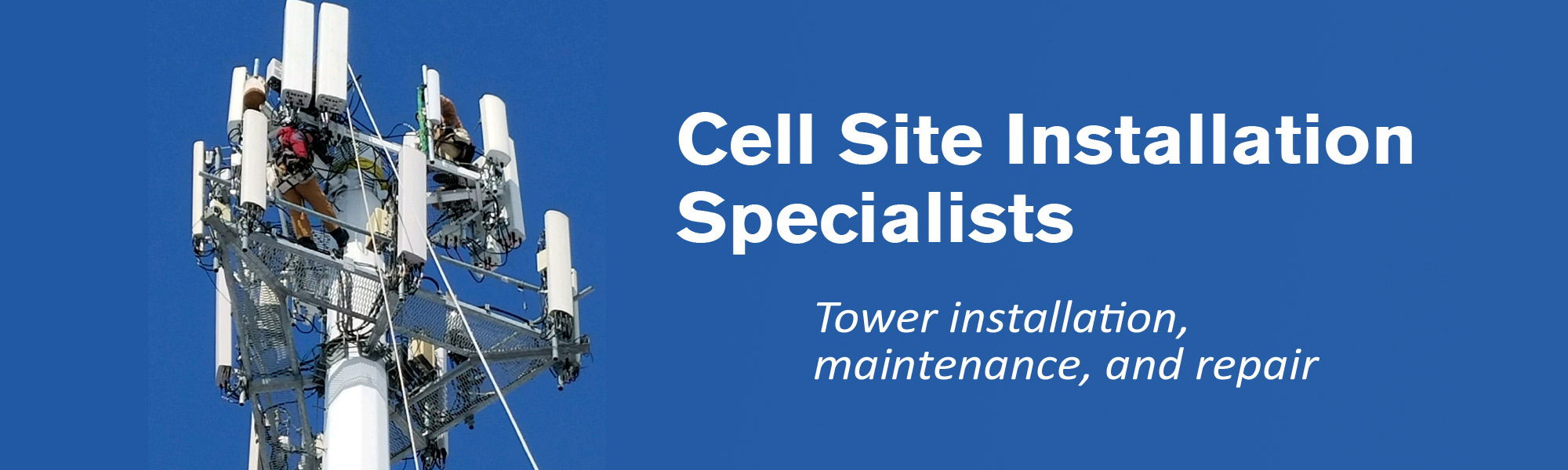 CEll Tower antenna and radio services